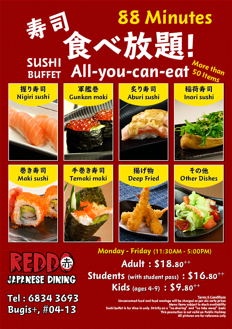 The correct student menu: eat or not eat